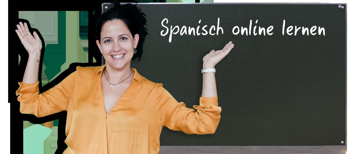 Spanisch online lernen