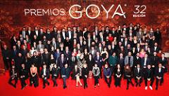 Premios Goya, 32ª edición