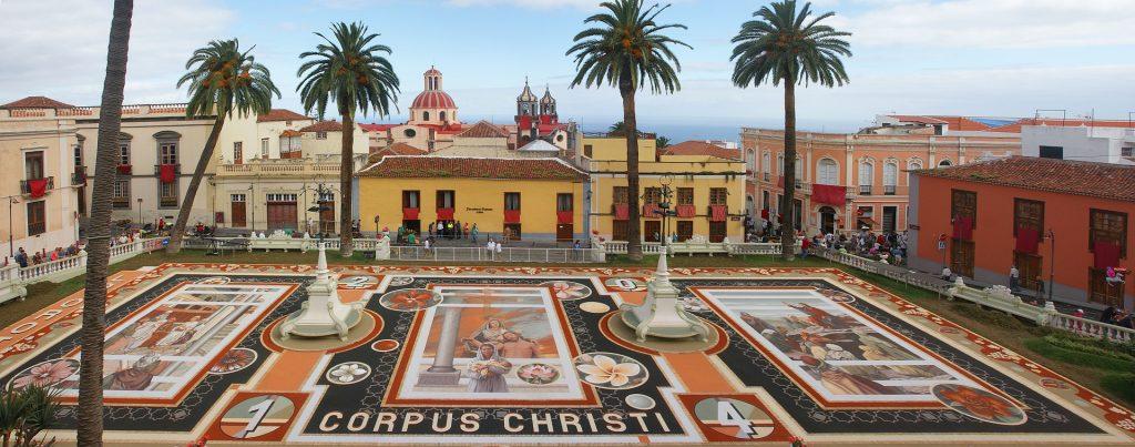 Plaza del Ayuntamiento Corpus Christi