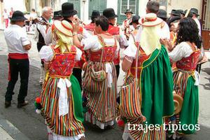 trajes típicos Corpus Christi